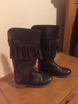 Little girls boots size 12 for Sale in Red Oak, TX