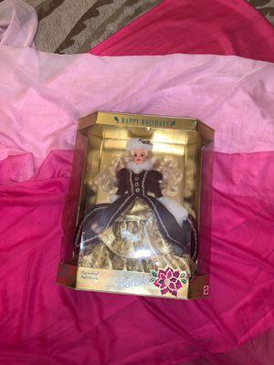Happy holidays Barbie for Sale in Sarasota, FL