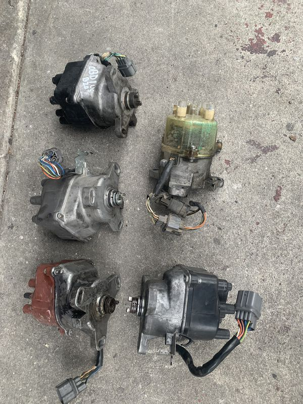 Bseries starters sohc dizzy Civic em1 parts Acura view pictures