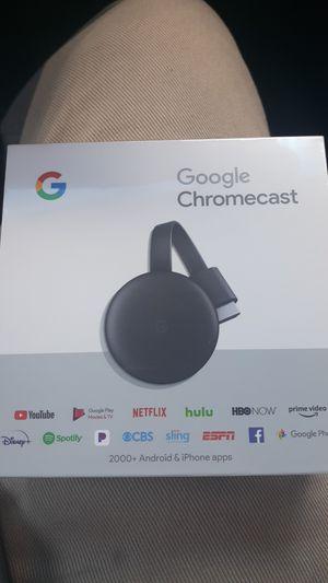 chromecast for Sale in Dallas, TX