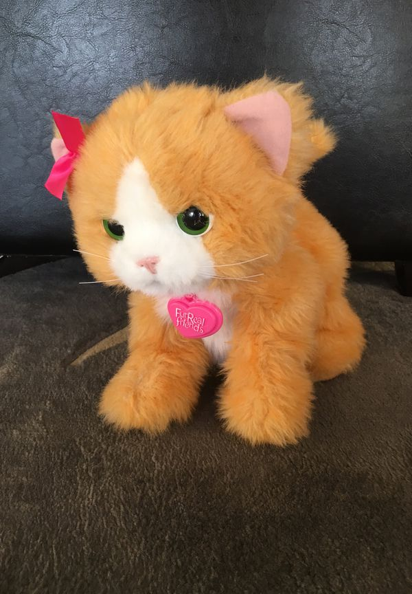 FurReal Friends Cat Toy