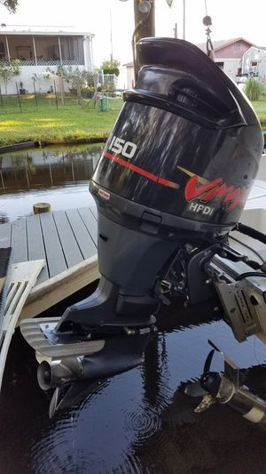 150 Yamaha V-Max outboard motor for Sale in Ruskin, FL