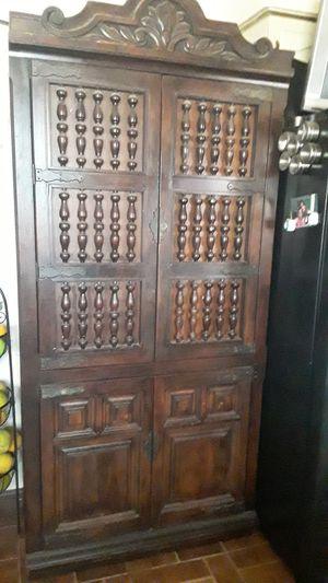 Antique cabinet for Sale in Sanger, CA
