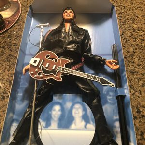"""Elvis Presley Doll (""""Celebrating The 30th Anniversary Of Elvis' 1968 TV Special"""" Collector Edition) """"Rare-Vintage"""" (1998 for Sale in Burien, WA"""