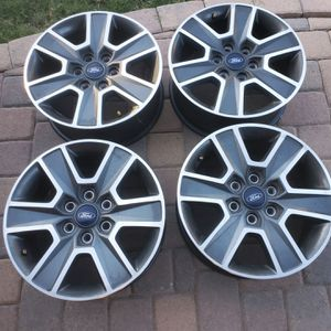 2016 Ford F150 Rims for Sale in Gilbert, AZ
