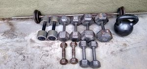 Weights for Sale in Los Alamitos, CA