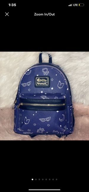 Loungefly Sailor Moon Mini Backpack for Sale in Pinon Hills, CA