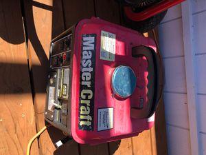 1100 watt 850 rated watts master craft generator for Sale in Elmira, OR