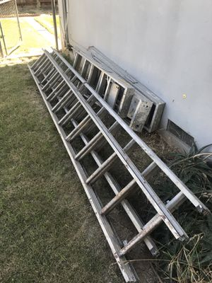 5 Nice Work Ladders for Sale in Sacramento, CA