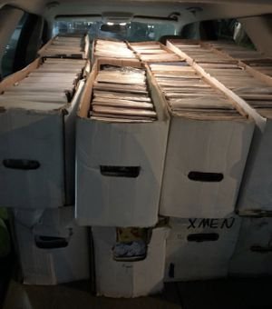 Comic Books Mixed Long Boxes Image Valiant Independent Lot for Sale in Hollywood, FL