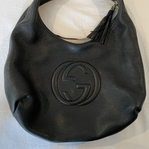Gucci soho boho Large Leather Bag for Sale in Downey, CA