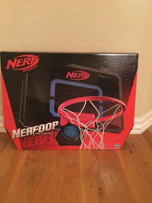 Nerf basketball mini hoop for Sale in Broken Arrow, OK
