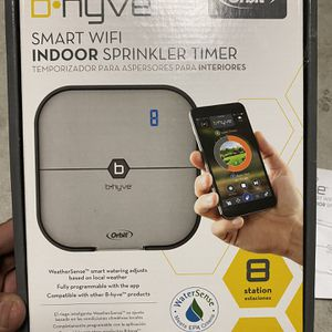 Smart Wifi Sprinkler Timer for Sale in Ontario, CA