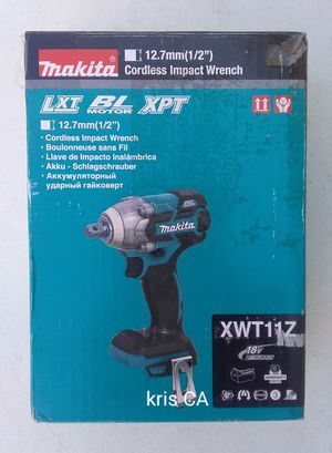 """Makita brushless 1/2"""" impact wrench for Sale in La Puente, CA"""