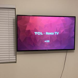 Tv Wall Mount Brackets (I PUT THEM UP!!!) for Sale in El Segundo, CA