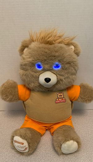 2017 Bluetooth Teddy Ruxpin Bluetooth animated storytelling bear for Sale in Harrisburg, NC