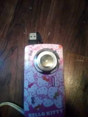 Generic hello Kitty camera for Sale in Wasilla, AK