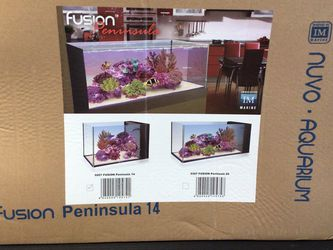 Fish Tank Innovative Marine Peninsula All In One Aquarium ,with Rock Brand New for Sale in Port Orchard,  WA