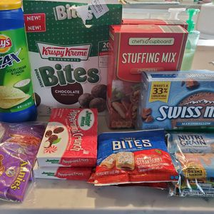 Free Snacks for Sale in Los Angeles, CA