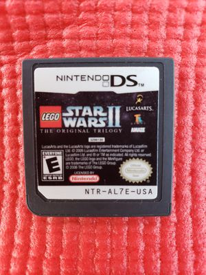 Lego star wars the original trilogy Nintendo ds for Sale in Norwalk, CA