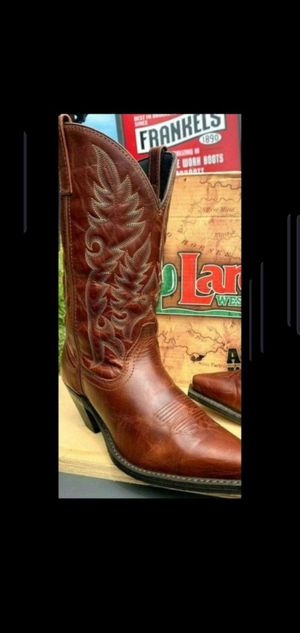 Laredo womens boots sz 8.5 NEW IN BOX for Sale in Austin, TX