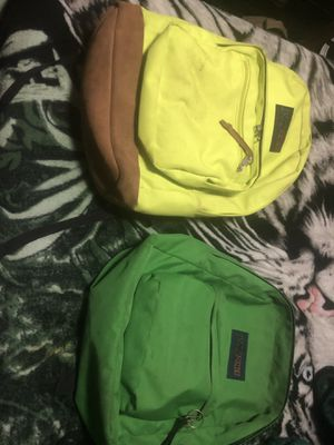 2 Jansport Backpacks for Sale in Phoenix, AZ