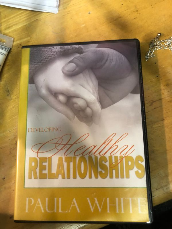 Developing Healthy Relationships by Pastor Paula White