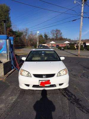 04 HONDA CIVIC EX PRICE LOWERED for Sale in Orono, ME