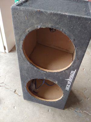 Speaker box for Sale in Klamath Falls, OR