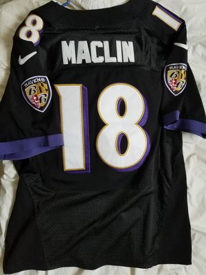 Ravens NFL Nike Jersey Jeremy Maclin for Sale in Gaithersburg, MD