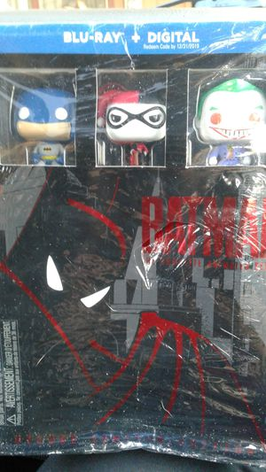Batman complete animated series box set blu-ray + digital for Sale in Modesto, CA