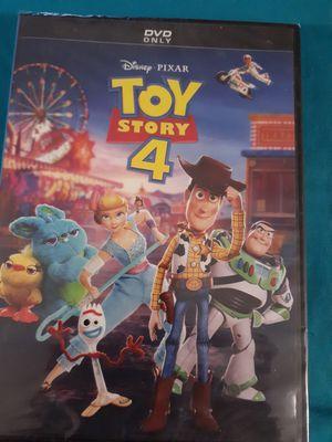 Toy story 4 dvd for Sale in San Bernardino, CA
