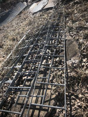 Rebar Ladders for Sale in Leawood, KS