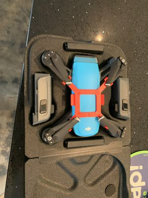 DJI SPARK fly more combo drone with extras! for Sale in Oceanside, CA