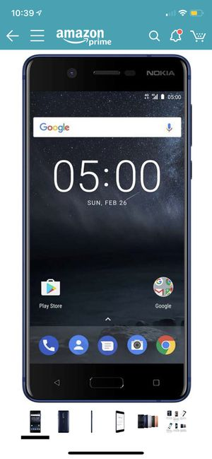 Nokia 5 phone for Sale in Sterling, VA
