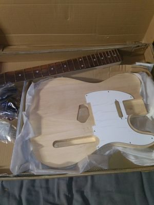 Electric guitar kit for Sale in Odessa, TX