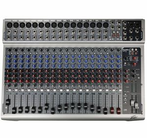 Peavey PV20 USB 20 Channel Mixing Console for Sale in Miami, FL