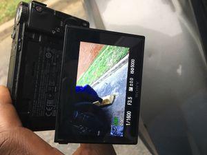 Sony cyber shot dsc RX100 Digital camera for Sale in Suitland, MD