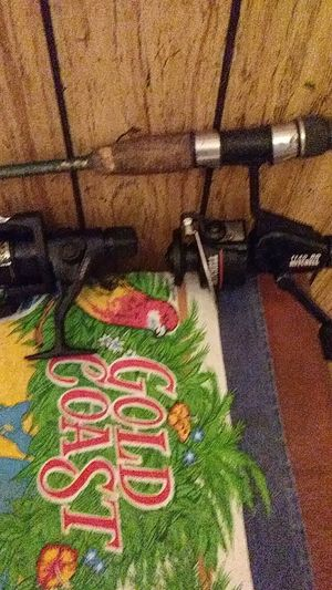 2 bass fishing rods for Sale in Stockton, CA
