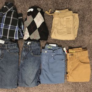 Lot Of 7 Boy's - GAP, Old Navy, Children's Place - 6/7/8 for Sale in Chesapeake, VA