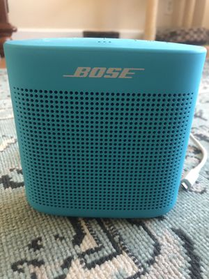 Aqua Bose Speaker for Sale in St. Louis, MO