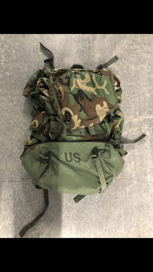 Military Backpack hiking for Sale in Hayward, CA