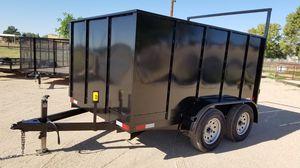 Dump Trailer 6X10 for Sale in Tolleson, AZ