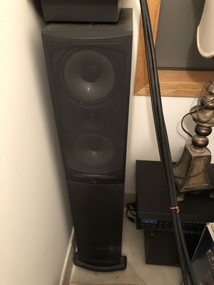 Infinity Home Speakers System, Best for acoustic. for Sale in Chicago, IL