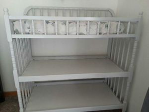 Wooden Changing Table for Sale in Portland, OR