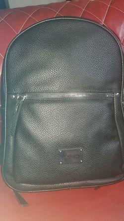 Tahari black leather mini backpack, Nwt for Sale in Raleigh,  NC