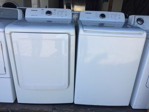 Samsung washer and dryer for Sale in Lake Wales, FL