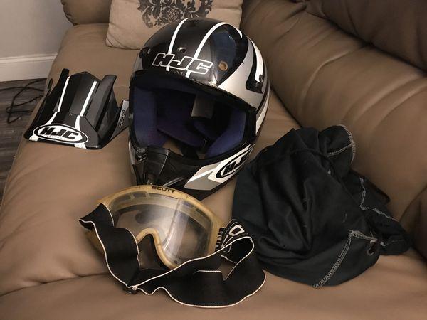 Small helmet 56 cm