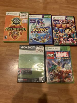 Xbox 360 games lot for Sale in Yelm, WA