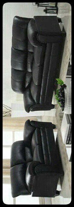 🚩Set🚩 Halo Black Sofa & Loveseat for Sale in Hyattsville, MD